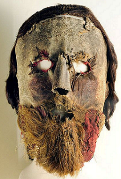 Alexander Pedan's mask
